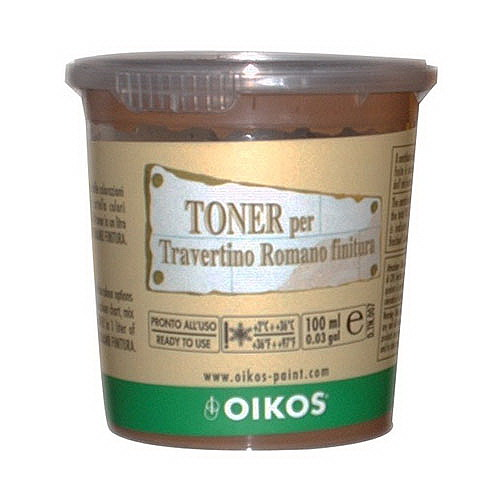 Oikos Toner per Travertino Romano Finitura