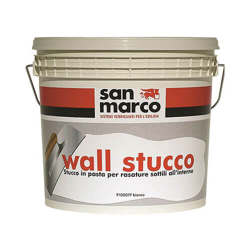 San Marco Wall Stucco