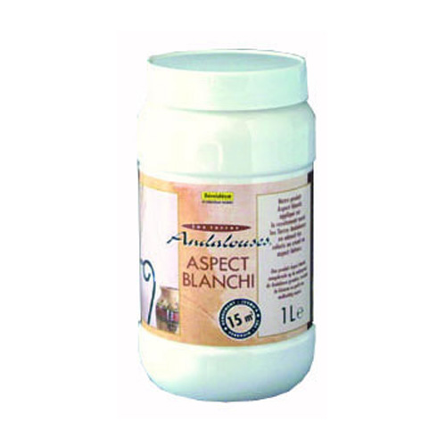 Senideco Cire coloree effect blanchi